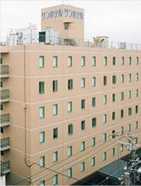サンホテル和歌山外観